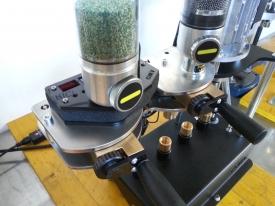 Sistema vibrante AVS su dosatore doppio