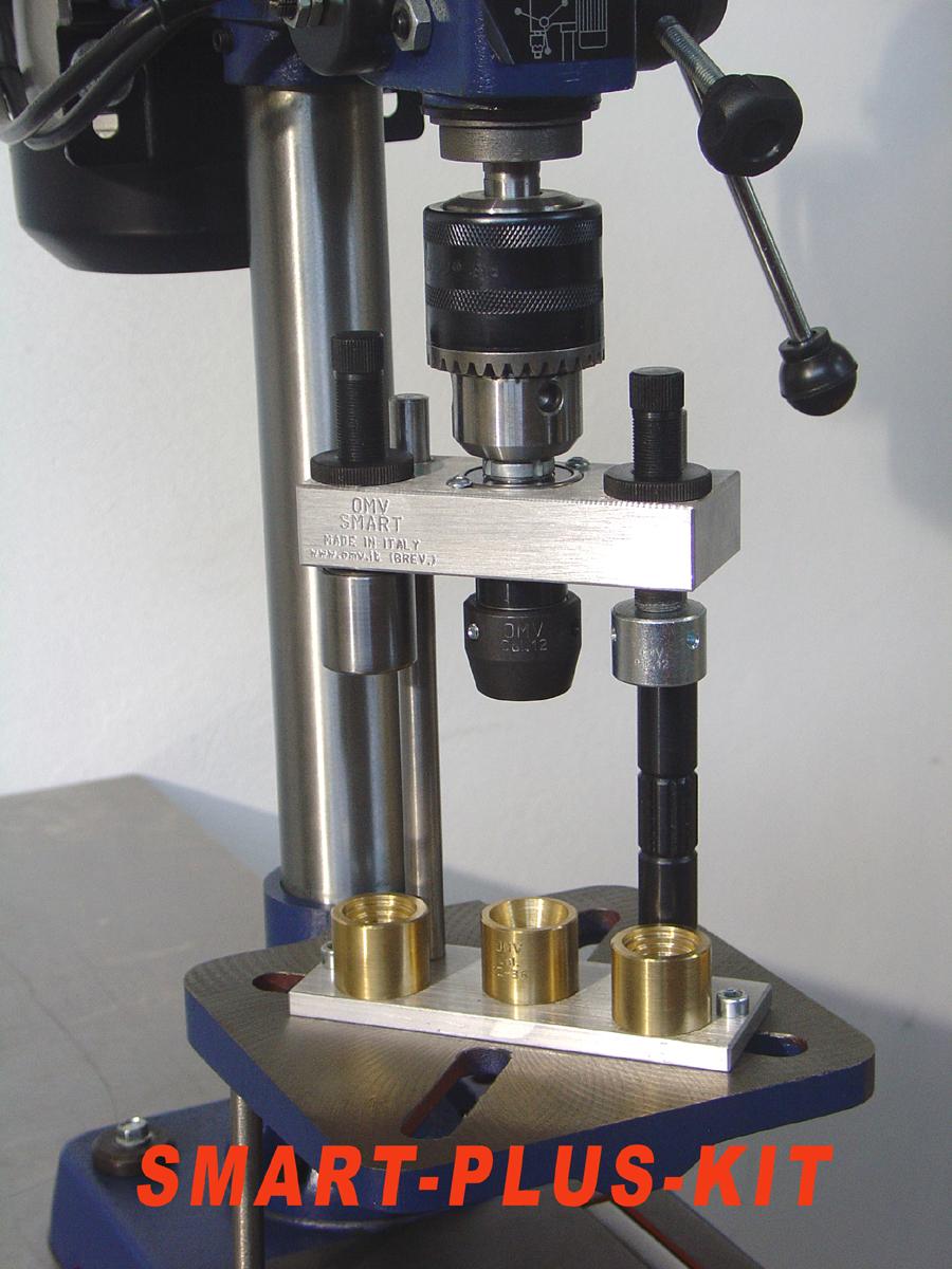 Pressa smart omv for Pressa per tubi idraulici usata